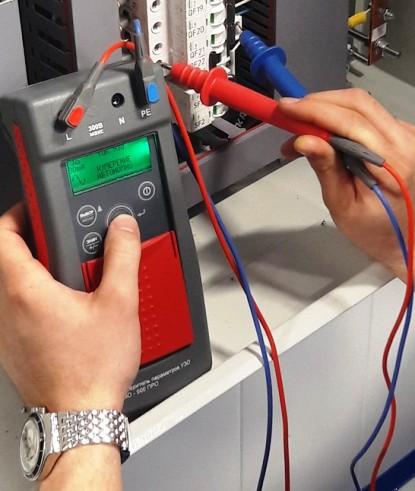 Выполнение электроизмерительных работ