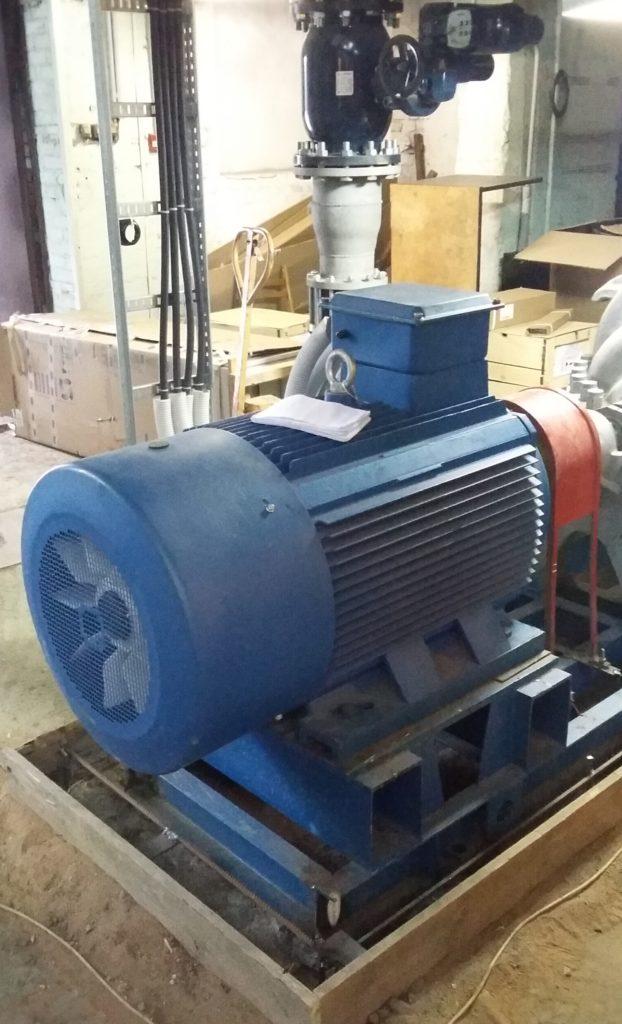 Профилактические испытания и измерения электродвигателей
