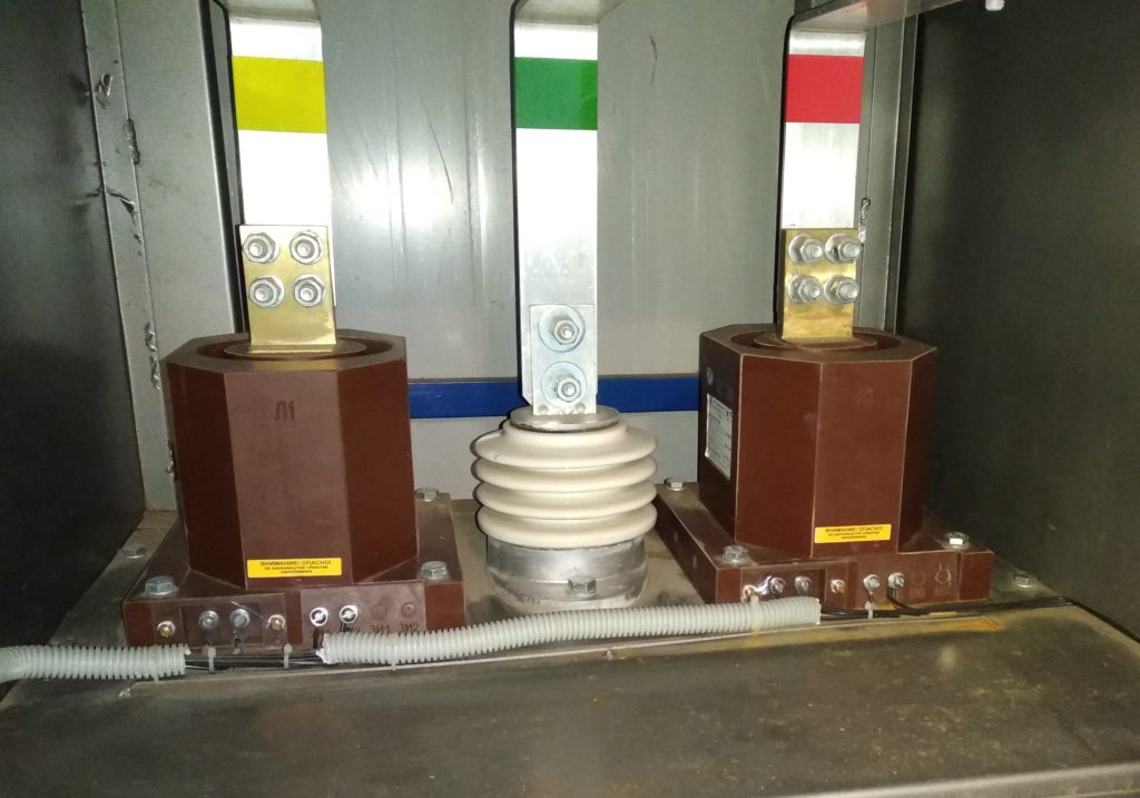 Испытание трансформаторов тока 10 кВ