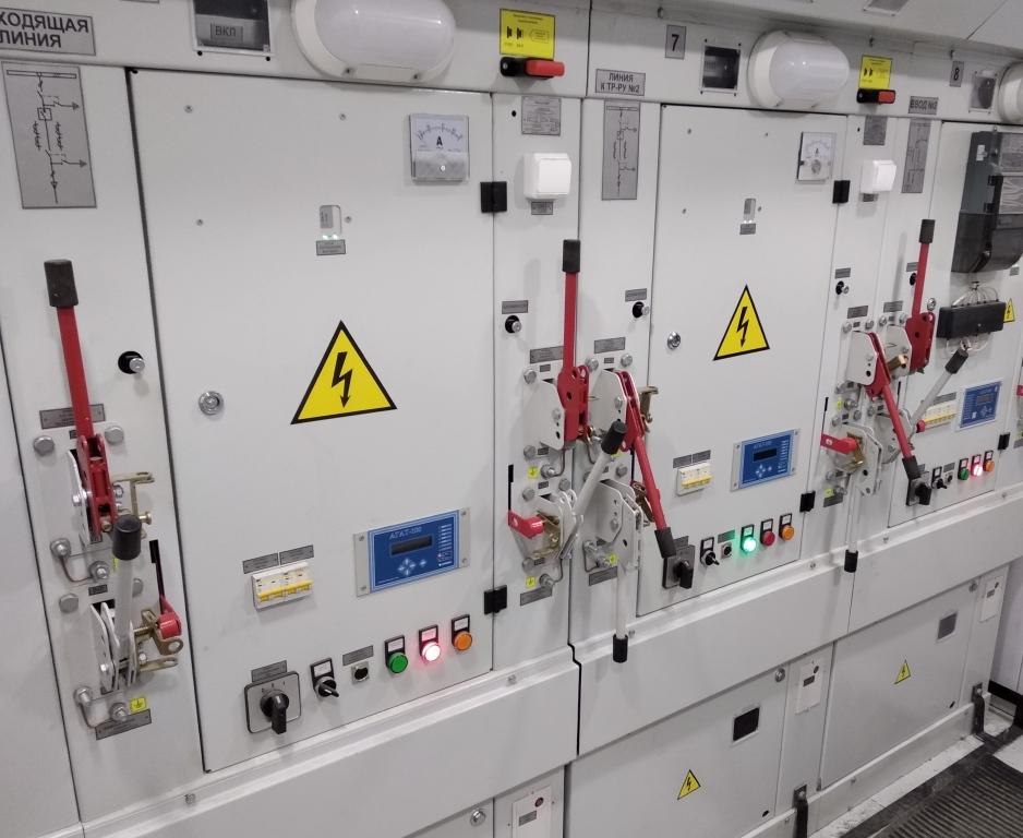 Испытание вакуумных выключателей