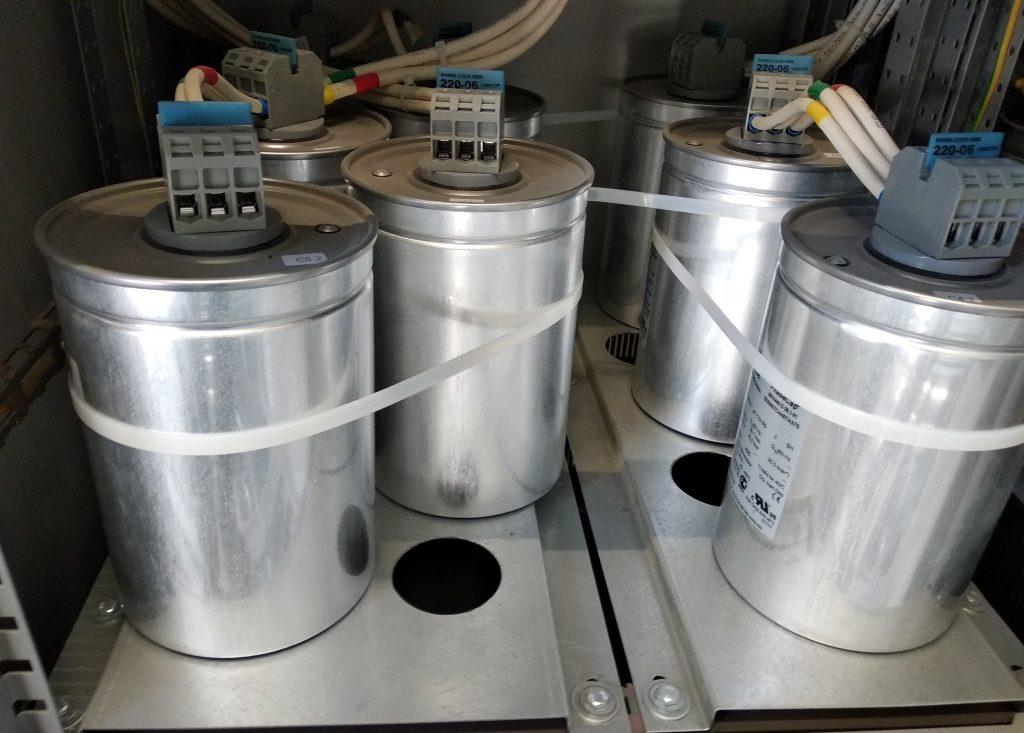 Испытание конденсаторов повышенным напряжением