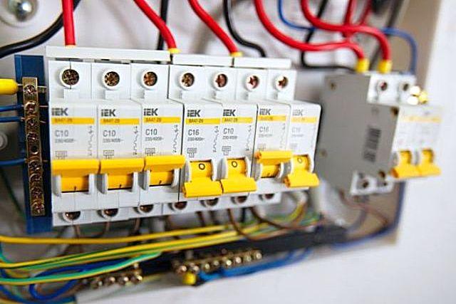 сопротивление контактов автоматического выключателя